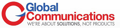 Logo global communications